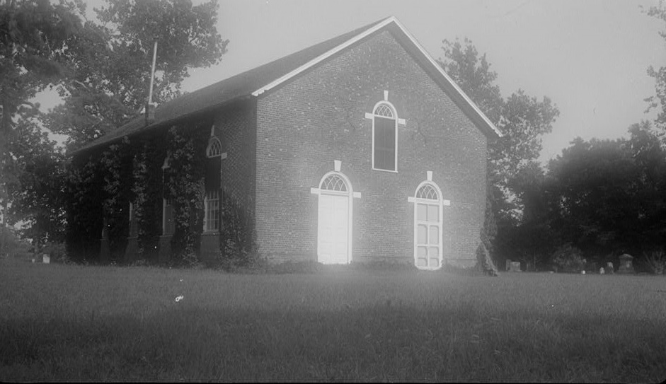 Hungar's Church, Northampton County, Va