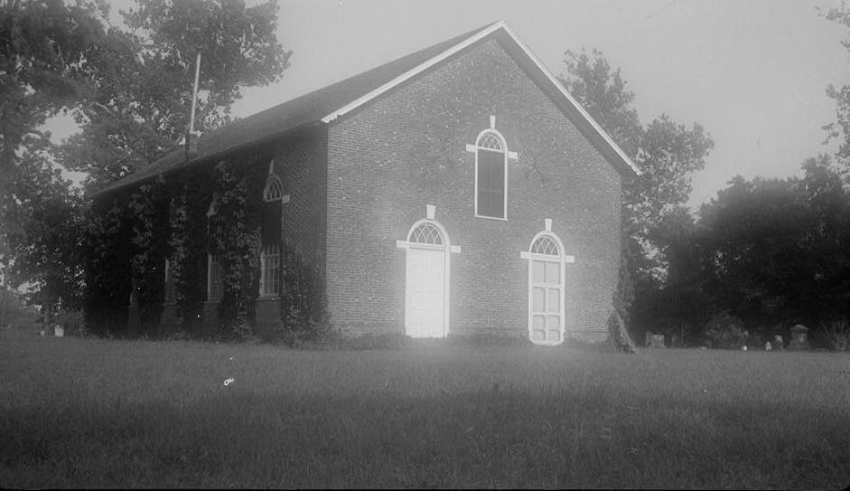 Hungar's Church, Northampton County, Va
