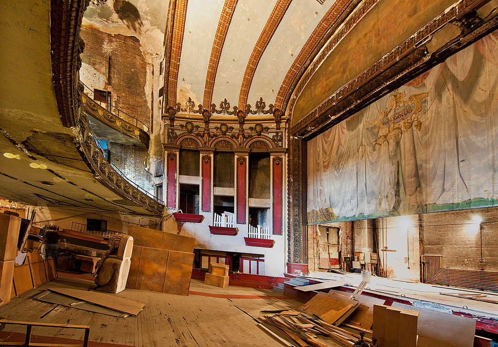 FORGOTTEN PHOTOS: Lyric Theatre in Birmingham, Alabama – a treasure that is now saved