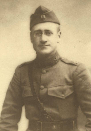 Mortimer Harvie Jordan ca. 1918
