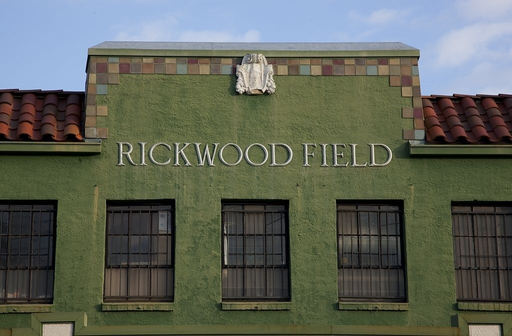 Rickwood field photograph by Carol Highsmith March 2010
