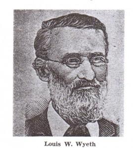Wyeth, Louis W.