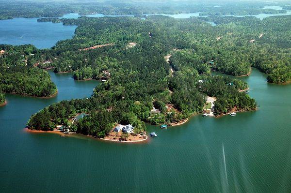 lake Wedowee
