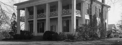 Arlington - the only antebellum house left in Birmingham has ties to the city's founders. [photographs & film]