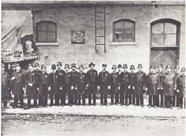 Birmingham Police department 1883