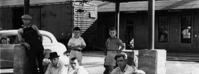 Wonderful pictures and films from 1930s of Carbon Hill in Walker County, Alabama