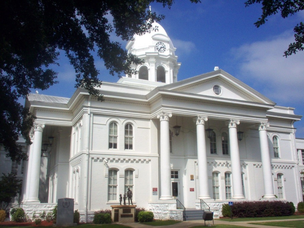 Colbert_County_Courthouse
