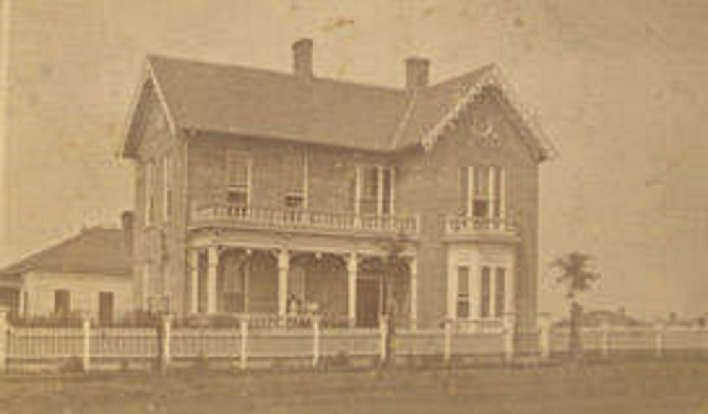 First_Brick_Home_in_Birmingham_Alabama by Colonel A. C. Oxford