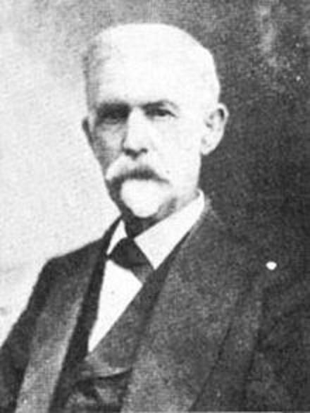 Governor Edward A. O'Neal 26th Governor of Alabama