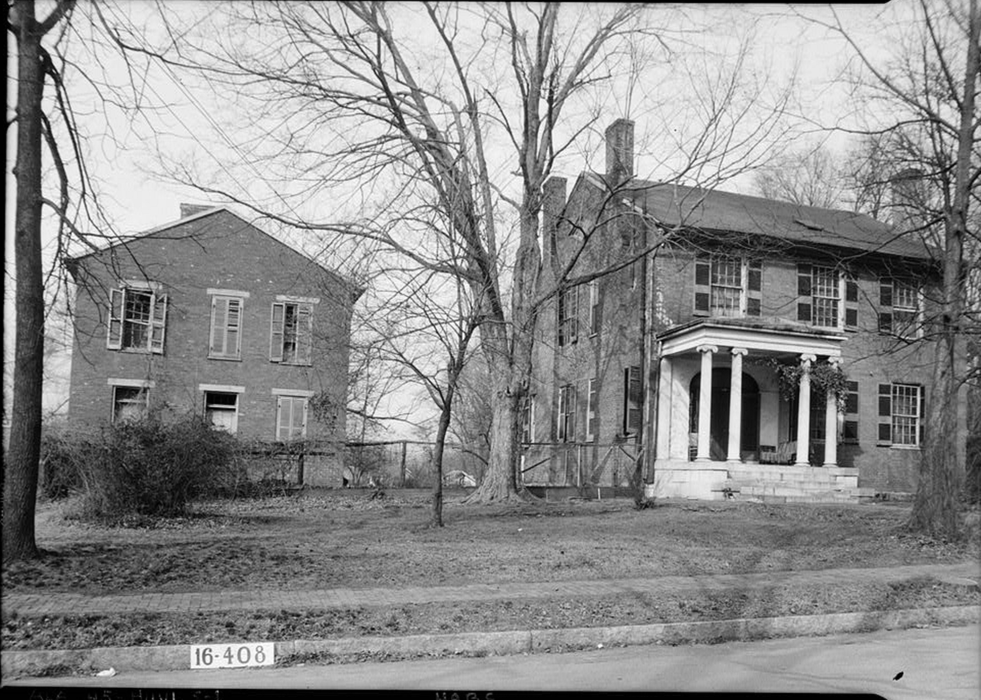J. Withers Clay house