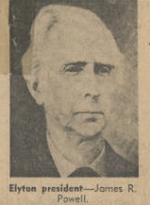 James R. Powell