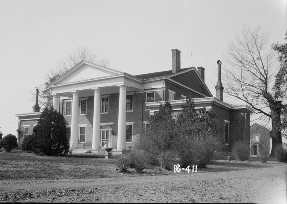 Oaklawn - Robinson-Dilworth Place, Huntsville