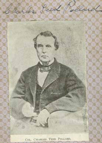 Pollard, Col. Charles Teed 1805