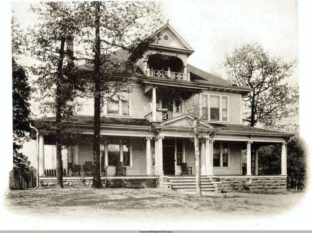 Residence of H. Clanton Miller, Fountain Heights ca. 1910