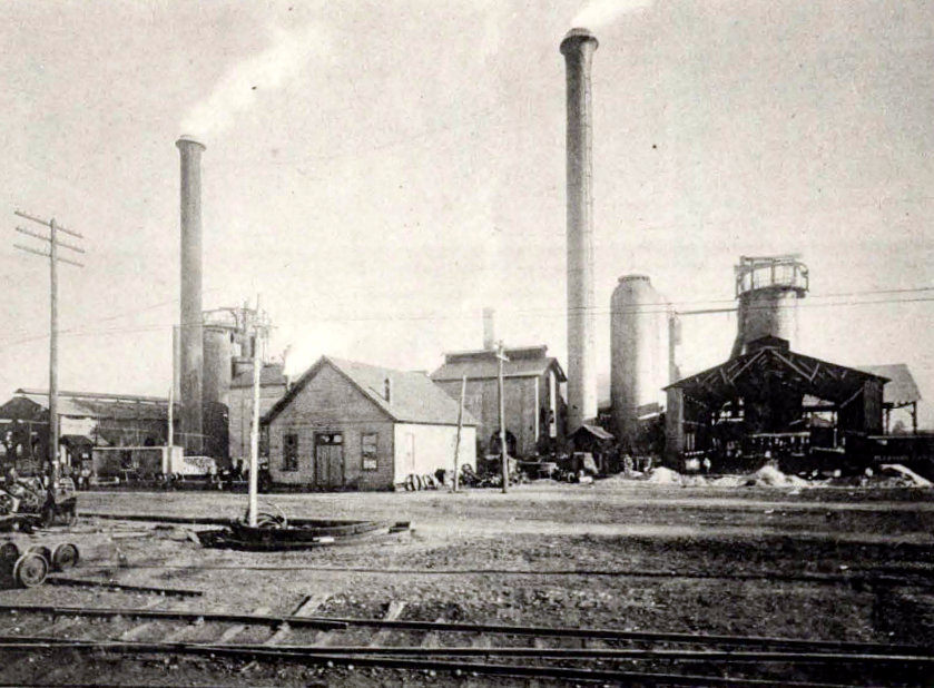 PATRON – Life in Birmingham on April 20, 1882, included a frost late in the month
