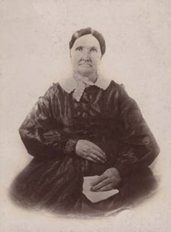 Tarrant, Jane Estill - wife of Leonard Tarrant - Alabama state archives