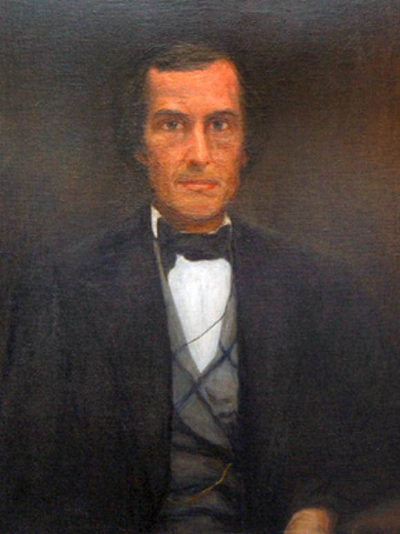 Gov. David P. Lewis