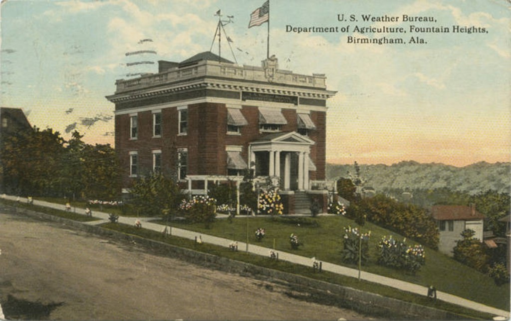 U_S_Weather_Bureau_Station_Alta_Avenue_and_Lawn_Street ca. 1913 - archives