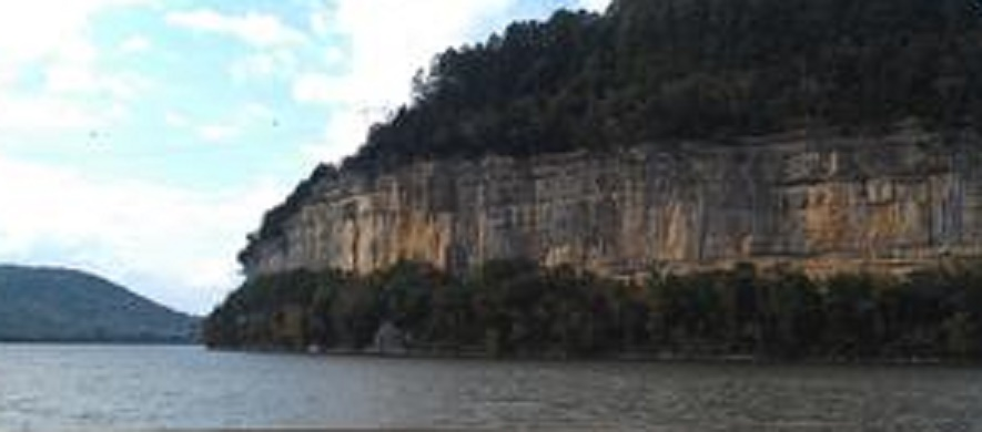 bluff at paint rock, alabama