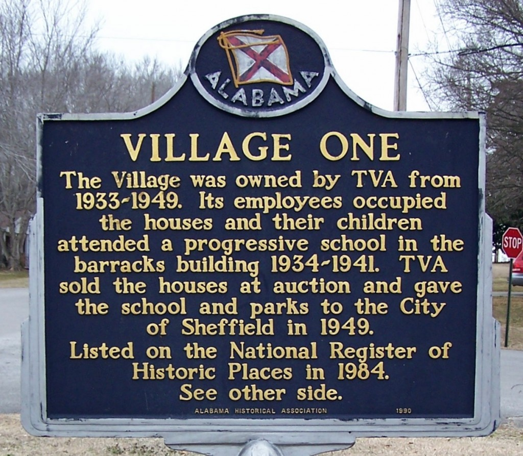 village one back