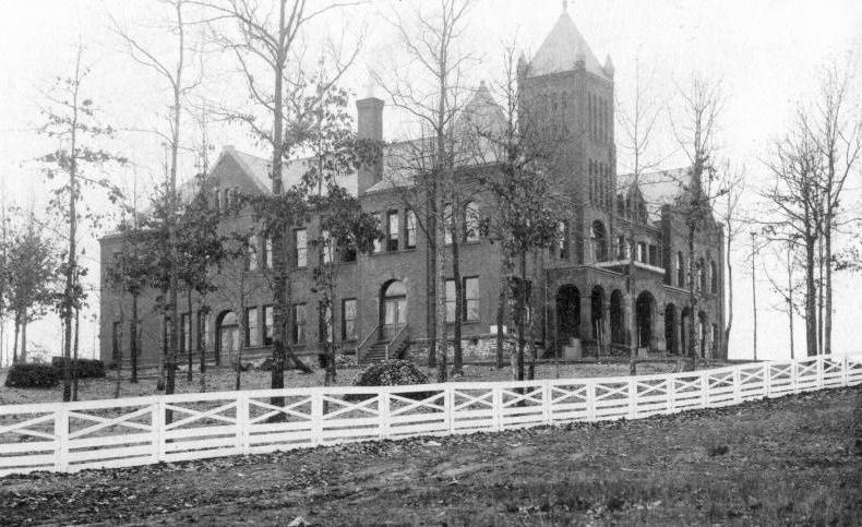 East Lake Atheneum - girls school