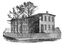 PATRON – The Free School in Jefferson County opened on the 20th of April, 1874