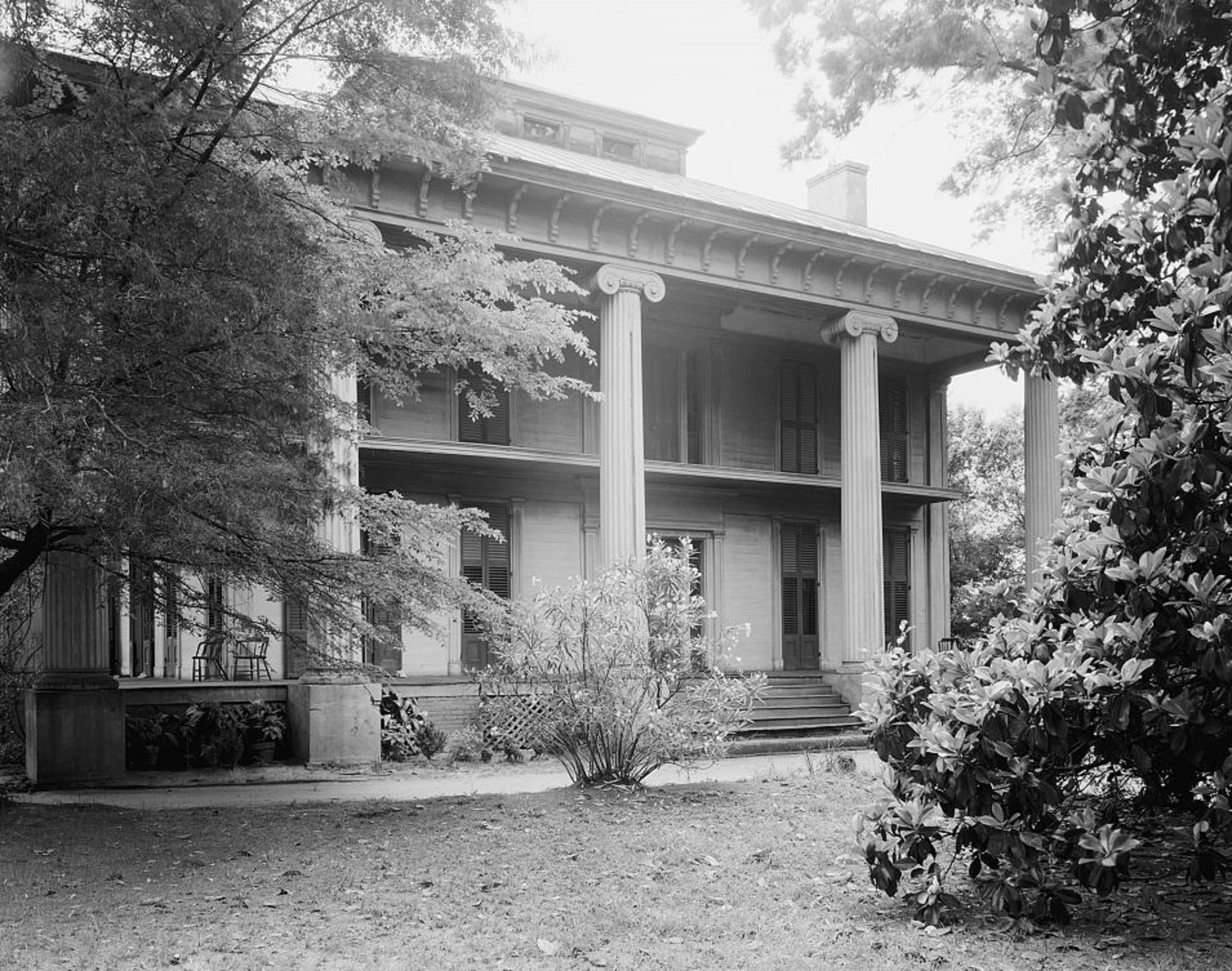 Kirksey house in Eutaw, Alabama 1939