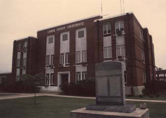 Lamar_County_courthouse_in_Vernon_Alabama