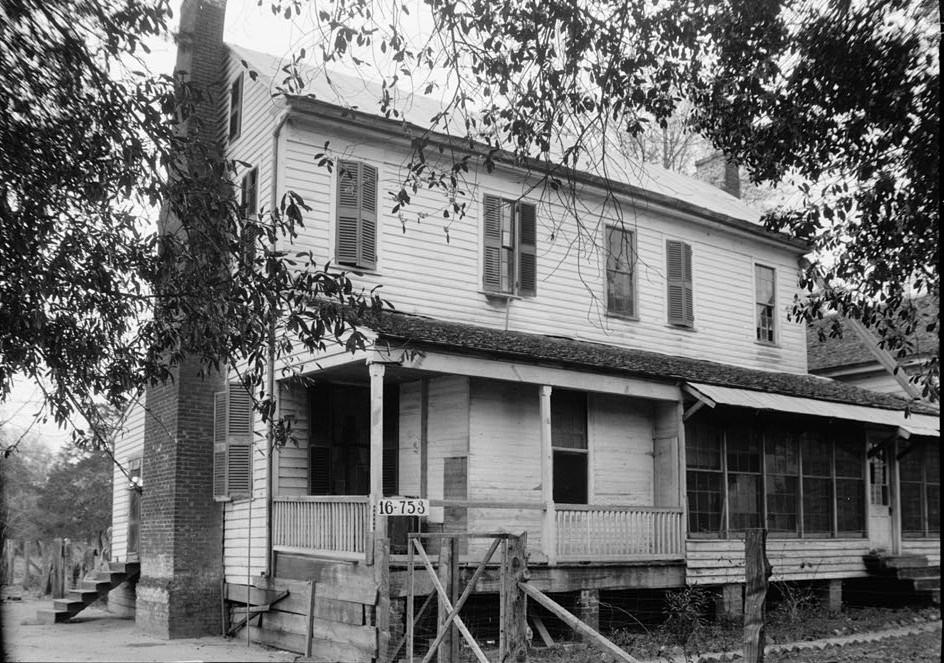 Molette Plantation House - Orrville