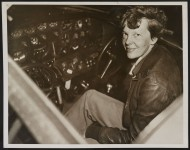 Patron – On July 2, 1937- Alabama News reported this information on Amelia Earhart – the day before she disappeared