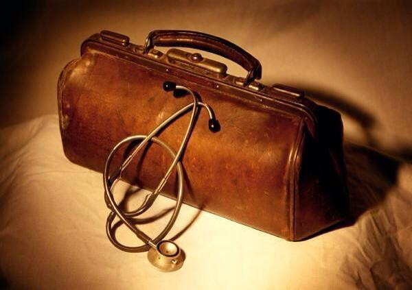 Shannon Hollon's gr grandfather doctor bag