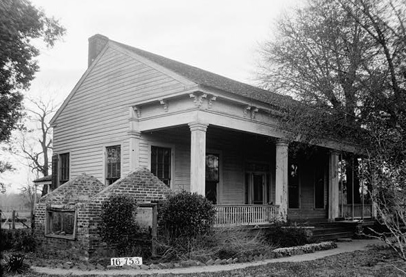 molette house number 2