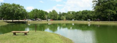UPDATED with podcast - A famous spring in Alabama moved twice before finally settling down