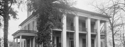 Bluff Hall, Marengo County - this beautiful and historic mansion has been preserved
