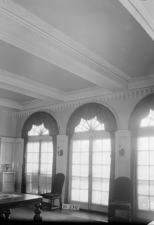 Dearing-Bagby house 1939 by photographer Frances Benjamin Johnston3 (Library of Congress)