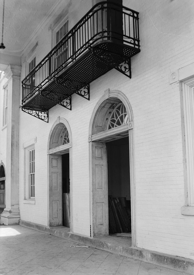 doors2 Old State Bank, Decatur, Alabama ca. 1939 by photographer 1934 by photographer W. N. Manning (Library of Congress)