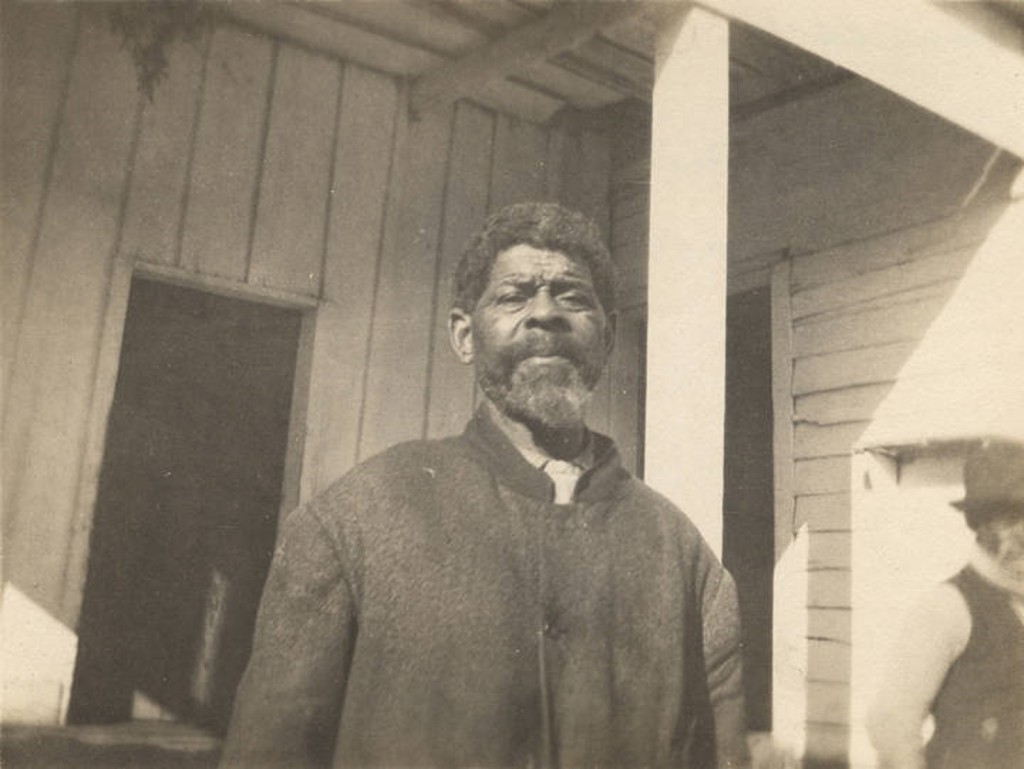 African American man in Fort Mitchell, Alabama. ca. 1900 Q5583