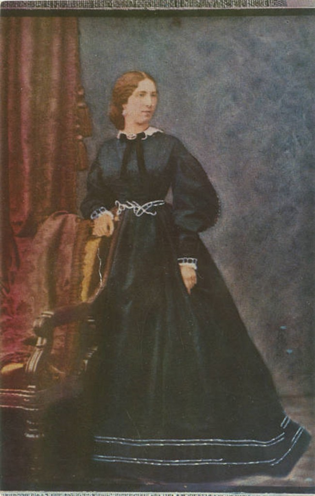 Belle Boyd, Famed Confederate Spy – Among her countless exploits she provided information which enabled Confederate forces to win the Battle of Front Royal, May 23, 1862.