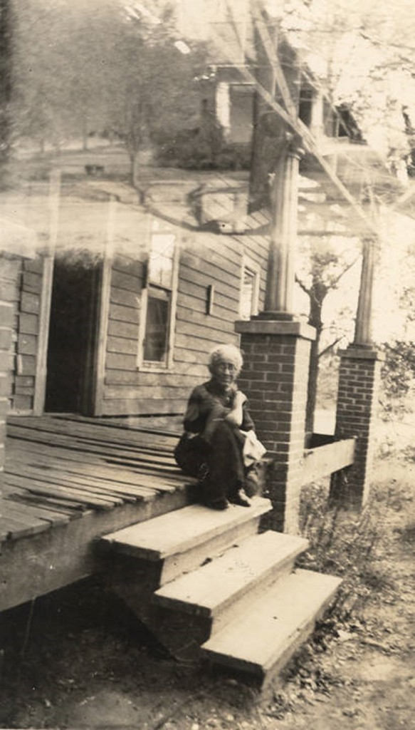 Benton, Sara Benton of Opelika, Alabama. ca. 1930s African Americans from the Alabama Writers' Project photograph collection Q1741