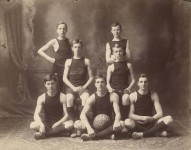 Vintage photographs ca. 1900s from Ensley, Alabama found