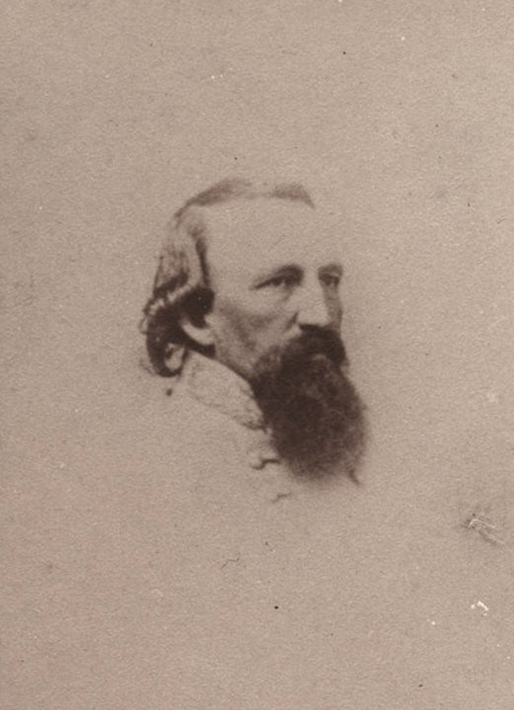 Brigadier General James Byron Gordon, C.S.A. From Joseph Forney Johnston papers Q2819