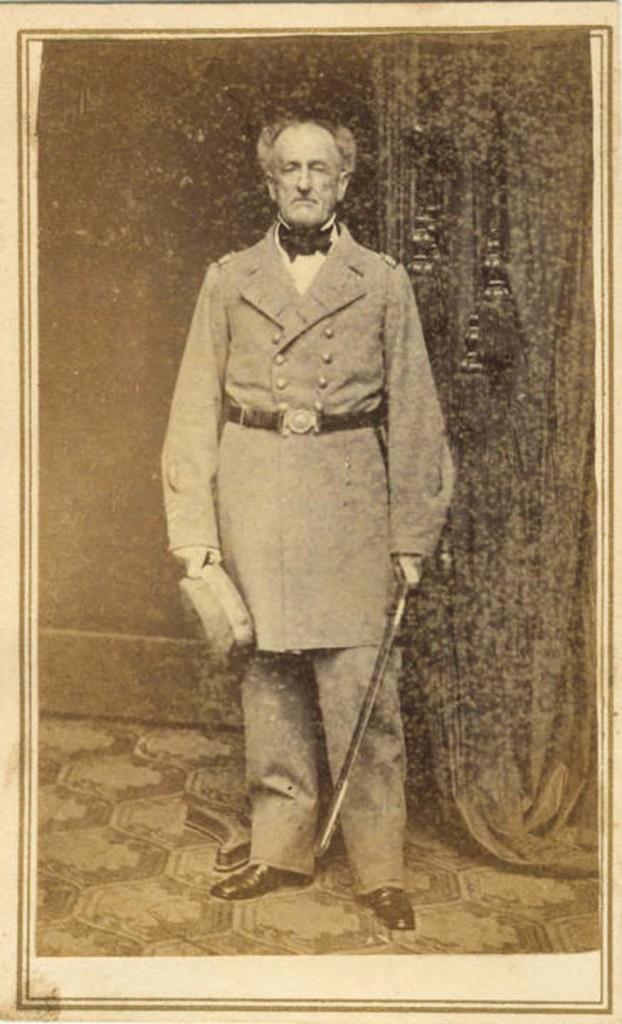 Buchanan, Admiral Franklin Buchanan, C.S.A. Navy Q14