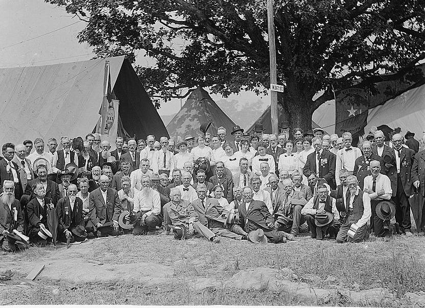 CSA 1913 reunion