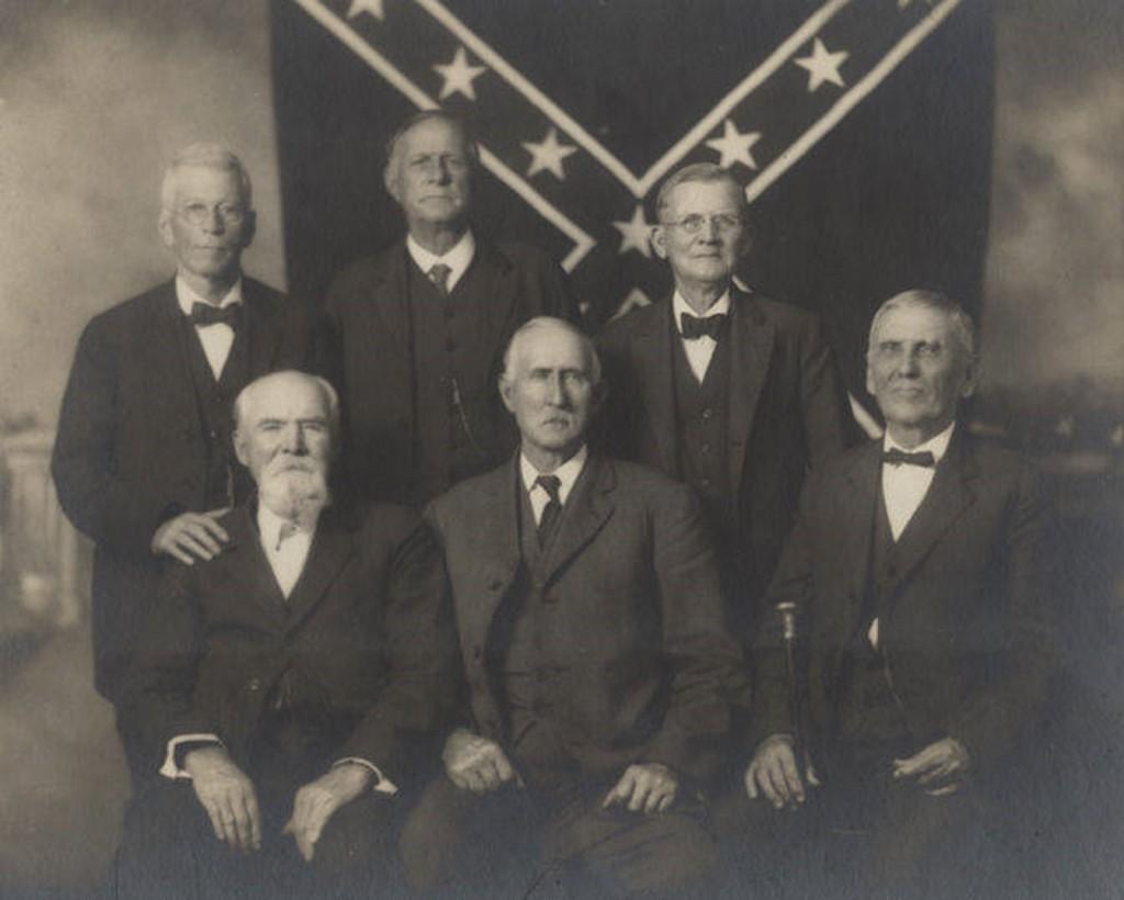 Confederate veterans as Representatives between 1919 and 1922.. Q22007