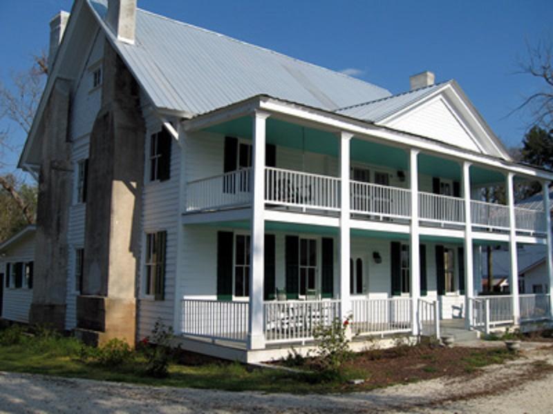 Dunn-Fairley-Bonner House Project
