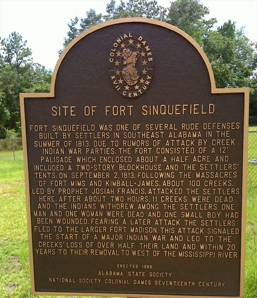 Fort Sinquefield