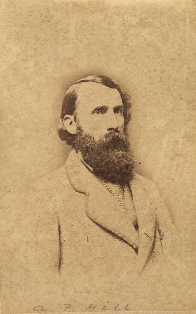 Hill, Ambrose Powell  General - Q3604
