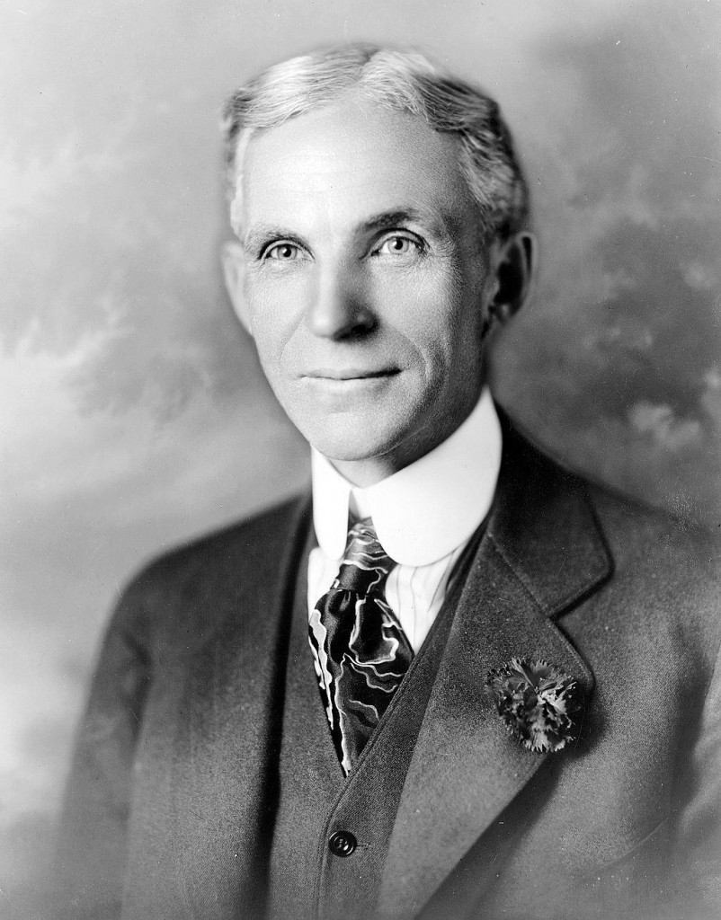 Keller - Henry Ford in 1919 (Picture courtesy of Wikipekia)