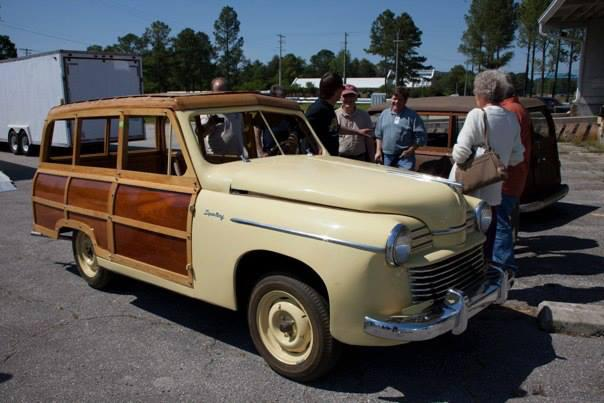 Keller - Restored Keller Car from the Reunion (Image Courtesy of Huntsville Rewound)