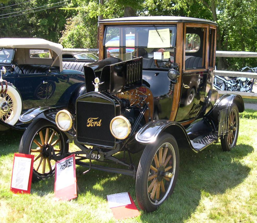 Keller - The Model-T. (Image courtesy of Wikipedia)